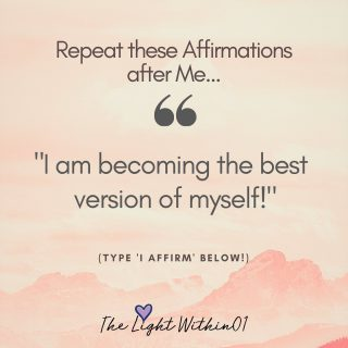 Screenshot & save the Affirmation that resonates with you! 📸  Swipe through ➡️  This will be your #MantrafortheWeek.  ᴡʜʏ ᴅᴏ ᴀꜰꜰɪʀᴍᴀᴛɪᴏɴꜱ ʜᴇʟᴘ?  You use Affirmations to help change old patterns and beliefs that have been there for sometime. A good way to bring this change about is to act as if you've already succeeded.  A goal is something you have to work towards.   However, an Affirmation is something that strengthens your confidence by reminding you of what you can do right now.  Type 'I Affirm' below to affirm with me! 🙌 . . . . . . . . .  #affirmationoftheday #healingaffirmations #positivethinkingonly #positivityonly  #positiveaffirmations #affirmations #positivemindset #messagesofhope #higherself #dailyaffirmations #affirmationsdaily #positiveaffirmation  #selfempowerment #positiveintentions #dailymantra #messageoftheday #affirmationsoftheday  #affirmationoftheweek #lawofattractiontips #universeaffirmations #lawofattraction #lawofvibration #powerofthemind #positiveselftalk #healingvibrations #newbegginnings #healingaffirmations #healingquotes #todaysaffirmation
