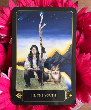 🌟 𝐂𝐚𝐫𝐝 𝟏: You are currently going through some transitional changes where you want to break free from the rut you are in.  There is a desire in you for something new and exciting.  Some of you may be feeling rebellious or distant from your loved ones.  Others want to find new ways of doing things.  You will be steered in a new direction to change & transform yourself so that you can reach your fullest potential.  You want your voice to be heard. Don't allow others to discourage you.  The card also asks you to live in the moment. Worry less about the past or the future. Be passionate & commit to whatever you decide to do.  It also asks you to be less rigid and more open-minded. You may receive some unexpected good news!  🌟 𝐂𝐚𝐫𝐝 𝟐: All you have learned, all you have experienced, is out of the choices you've made or others have made on your behalf. This card asks you to recognise this and take responsibility for it. It's easy to blame others for our unhappiness, but we don't realise that we allow it to happen to us.  How have your past choices affected your present? How can you change them so that you don't suffer the same consequences in the future?  Now is the time to take control of your life rather than depending on others to show you the way. Sometimes we choose to give another's happiness more importance than your own. Are you living your life to make someone else happy & ignoring your own?  Sometimes the only choice available is the one we do not want to lake. But the path of least reward can lead us to unexpected treasure!   🌟 𝐂𝐚𝐫𝐝 𝟑: This card symbolises unity and wholeness.  It asks you to accept yourself & your current situation (if you can't change it). The more you try and fight against the tide, the more you block new energy.  It's now time to take a step back and look at things objectively rather than from your own emotional perspective. Step into the flow and trust the Universe.  Fear and expectations destroy our inner peace. If you have been struggling with that, let it go and accept whatever is coming.  Don't seek a partner to overcome loneliness, but for 2 whole souls to come together as equals. Be happy in your own company.