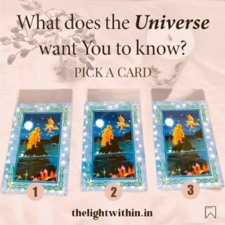 🔮Pick A Card🔮 - Which Pile of cards do you feel most drawn to?  1 , 2 , or 3? 🌟  💜 COMMENT below with your answer👇 The meaning of the cards will be revealed here tomorrow!  .  ✨Follow & turn on notifications for @thelightwithin01 so you don't miss any posts! . ❣️ TAG a friend who may enjoy this #tarotreading!   💟 You can save this post for a quick reference back to it. . . . . . . . . . . #thelightwithin #devina #pickacard #pickacardreading #freereading #tarotcardreading #tarotcardoftheday #predictions #messagesfromtheuniverse #angelcards #angelcardreading #angelcardreader #healingjourney #tarotpredictions #tarotreading #tarotreadersofinstagram #tarotindia #tarotcommunity #tarotspread #tarotdeck