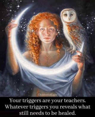 I felt like I needed to share this, co it has been such a big learning for me.  Tap on this post if it resonates with you ❤️  Whatever triggers you or gets you a reaction needs to be healed. This is why it keeps coming up again and again.   Don't fight it; just flow with it. Ask the Universe for the life lesson that the experience is teaching you. Be it a person or a situation that keeps showing up.  Difficult situations and emotions that come up are your teachers.  Once you learn and overcome them, they will not show up again.   Follow @thelightwithin01 for more such posts 💫  Can you relate to this? Comment below if this resonates with you 🙌 . . . . . . . #thelightwithin #devina #healingjourney #healyourlife #claimyourpower #dailymotivation #messagesfromtheuniverse #messagesfromspirit #motivationalcontent #motivationalcoach #quotestoliveby #quotesandsayings