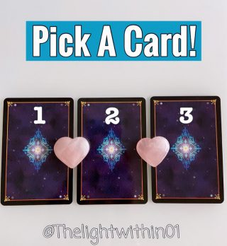 🔮 Which Card do you feel most drawn to? 🔮  1 , 2 , or 3? 🌟   💜 COMMENT below with your answer. The meaning of the cards will be revealed here tomorrow! .  Follow & turn on notifications for @thelightwithin01 so you don't miss any posts! . ❣️ TAG a friend who may enjoy this #tarotreading!   💟  You can save this post for a quick reference back to it.