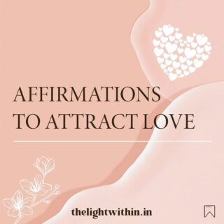 I handpicked these Love Affirmations just for you!  I hope you love them as much as I do! 💖 You can save this post to refer back to these.   Double Tap to Affirm with me 🙌  Comment below with your favourite one- 1, 2, 3 or 4👇 . . . . . . .  #thelightwithin #devina #loveaffirmations #soulmate #soulmatequotes #soulmatelove #attractlove #lawofattraction #romancequotes #relationshipquotes #relationshiptips #relationshipgoals #affirmationsforwomen #positiveaffirmations #affirmationspositives #affirmationsdaily #selfaffirmations #affirmationchallenge #mondaymotivation